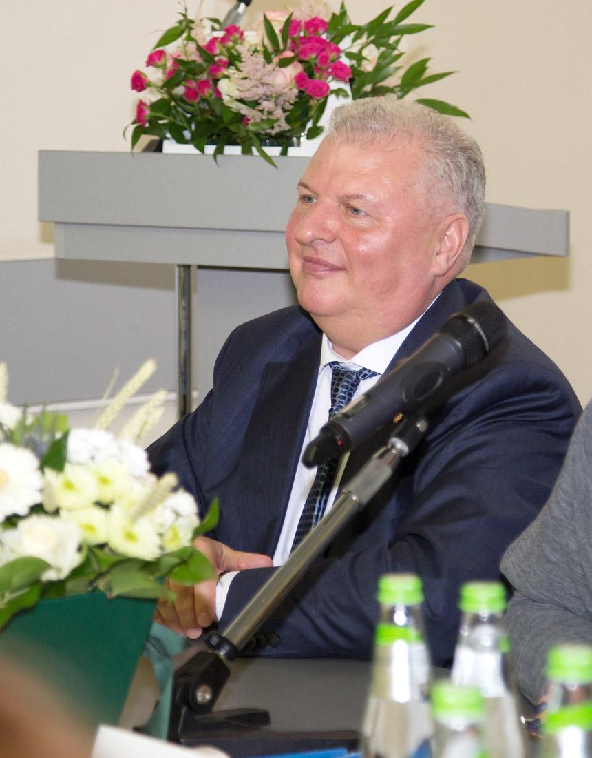 Беспалов Юрий Фёдорович